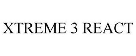 XTREME 3 REACT