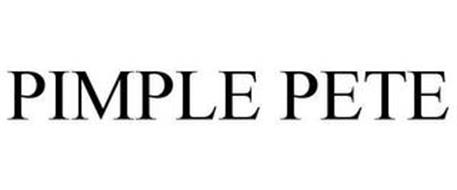 PIMPLE PETE