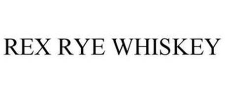 REX RYE WHISKEY