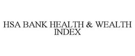 HSA BANK HEALTH & WEALTH INDEX