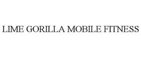 LIME GORILLA MOBILE FITNESS
