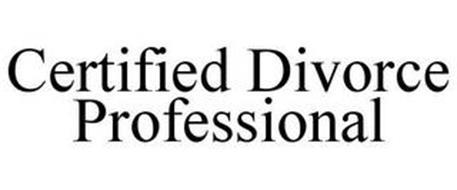 CERTIFIED DIVORCE PROFESSIONAL