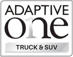 ADAPTIVE ONE TRUCK & SUV