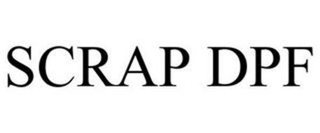 SCRAP DPF