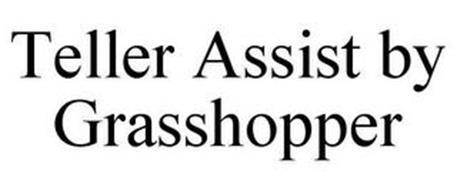 TELLER ASSIST BY GRASSHOPPER