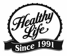 HEALTHY LIFE SINCE 1991