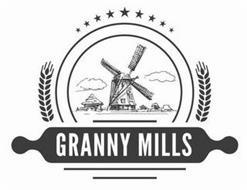 GRANNY MILLS