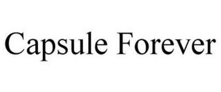 CAPSULE FOREVER