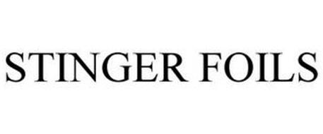STINGER FOILS