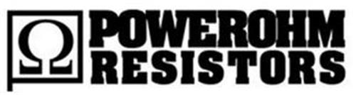 P POWEROHM RESISTORS