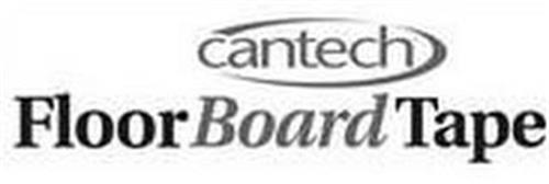 CANTECH FLOOR BOARD TAPE