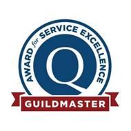 Q GUILDMASTER AWARD FOR SERVICE EXCELLENCE