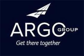 ARGO GROUP GET THERE TOGETHER