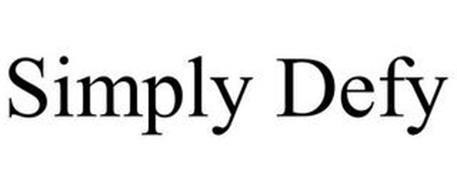 SIMPLY DEFY