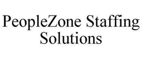 PEOPLEZONE STAFFING SOLUTIONS