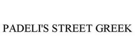 PADELI'S STREET GREEK