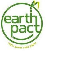 EARTH PACT 100% SWEET CANE PAPER