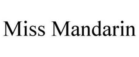 MISS MANDARIN