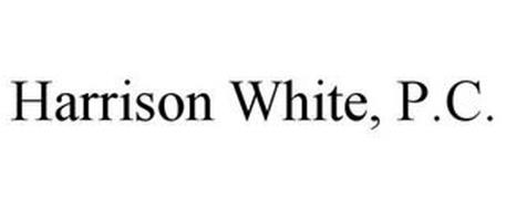 HARRISON WHITE, P.C.