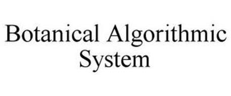 BOTANICAL ALGORITHMIC SYSTEM