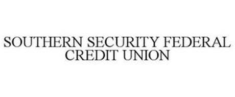 SOUTHERN SECURITY FEDERAL CREDIT UNION