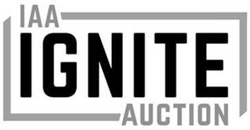 IAA IGNITE AUCTION