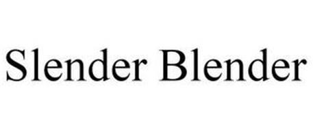 SLENDER BLENDER