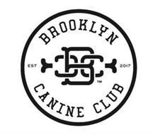 BCC BROOKLYN CANINE CLUB EST 2017