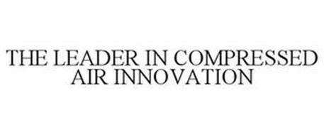 THE LEADER IN COMPRESSED AIR INNOVATION