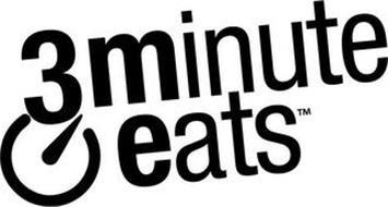 3 MINUTE EATS