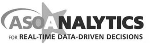 ASOANALYTICS FOR REAL-TIME DATA-DRIVEN DECISIONS