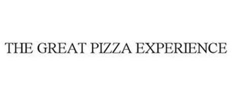 THE GREAT PIZZA EXPERIENCE
