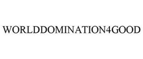 WORLDDOMINATION4GOOD