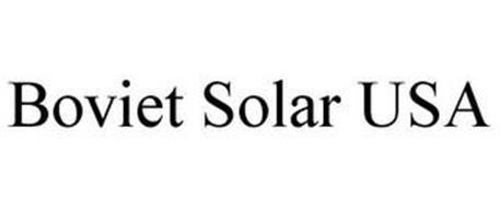 BOVIET SOLAR USA