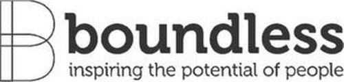 B BOUNDLESS INSPIRING THE POTENTIAL OF PEOPLE