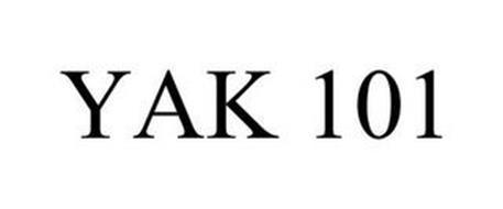 YAK 101
