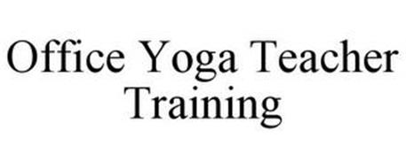 OFFICE YOGA TEACHER TRAINING