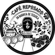 CAFÉ REPOSADO EN BARRICA DE TEQUILA LA FLOR DE CORDOBA DESDE 1938 EL SABOR DE TU CIUDAD EL SABOR DE TU PAÍS