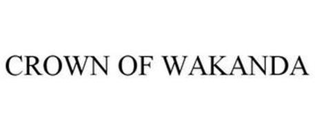 CROWN OF WAKANDA