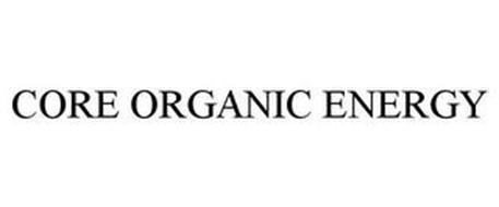CORE ORGANIC ENERGY