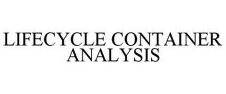 LIFECYCLE CONTAINER ANALYSIS