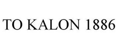 TO KALON 1886