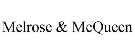 MELROSE & MCQUEEN