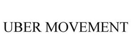 UBER MOVEMENT