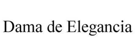 DAMA DE ELEGANCIA
