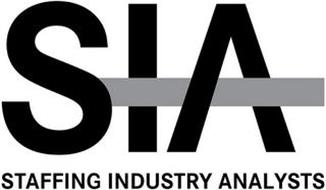 SIA STAFFING INDUSTRY ANALYSTS