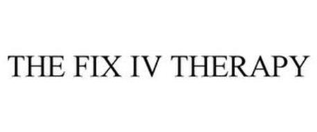 THE FIX IV THERAPY