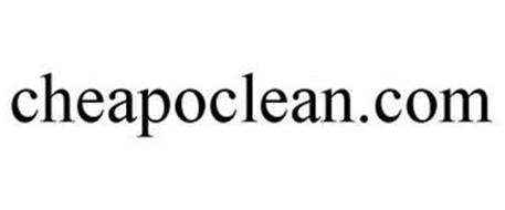 CHEAPOCLEAN.COM