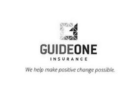 G1 GUIDEONE INSURANCE WE HELP MAKE POSITIVE CHANGE POSSIBLE.
