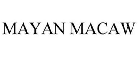 MAYAN MACAW
